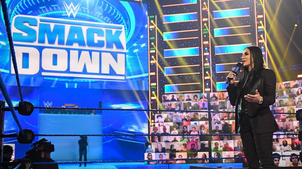 WWE Women Sony, Sonya Deville: Friday Night Smackdown 9.7.21