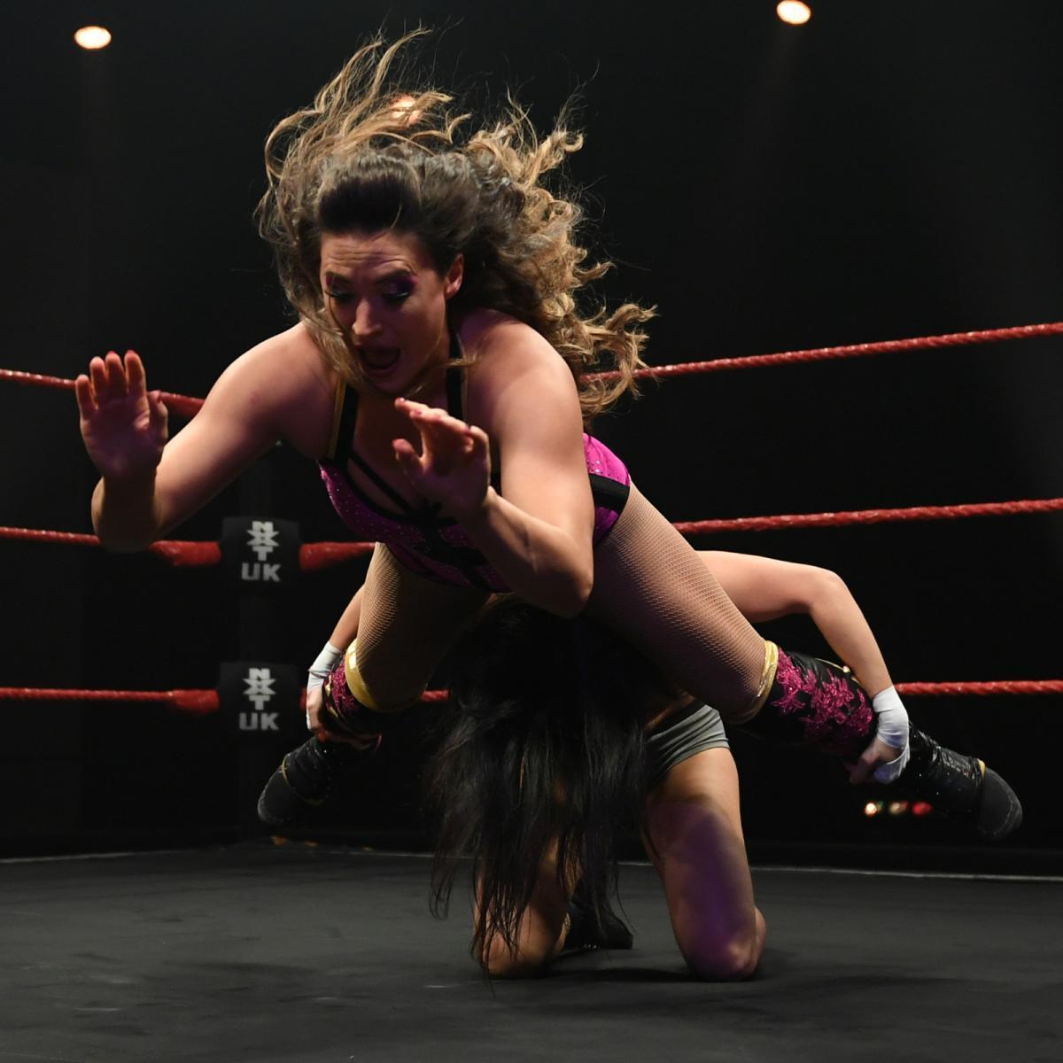 WWE Women, Nina Samuels vs. Laura Di Matteo: NXT UK 22.7.21