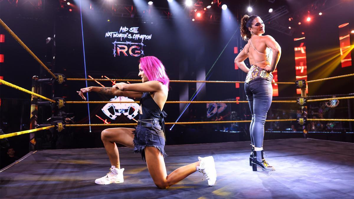 Dakota Kai breaks friendship with Raquel GonzalezWWE NXT: July 27, 2021 - Digitals