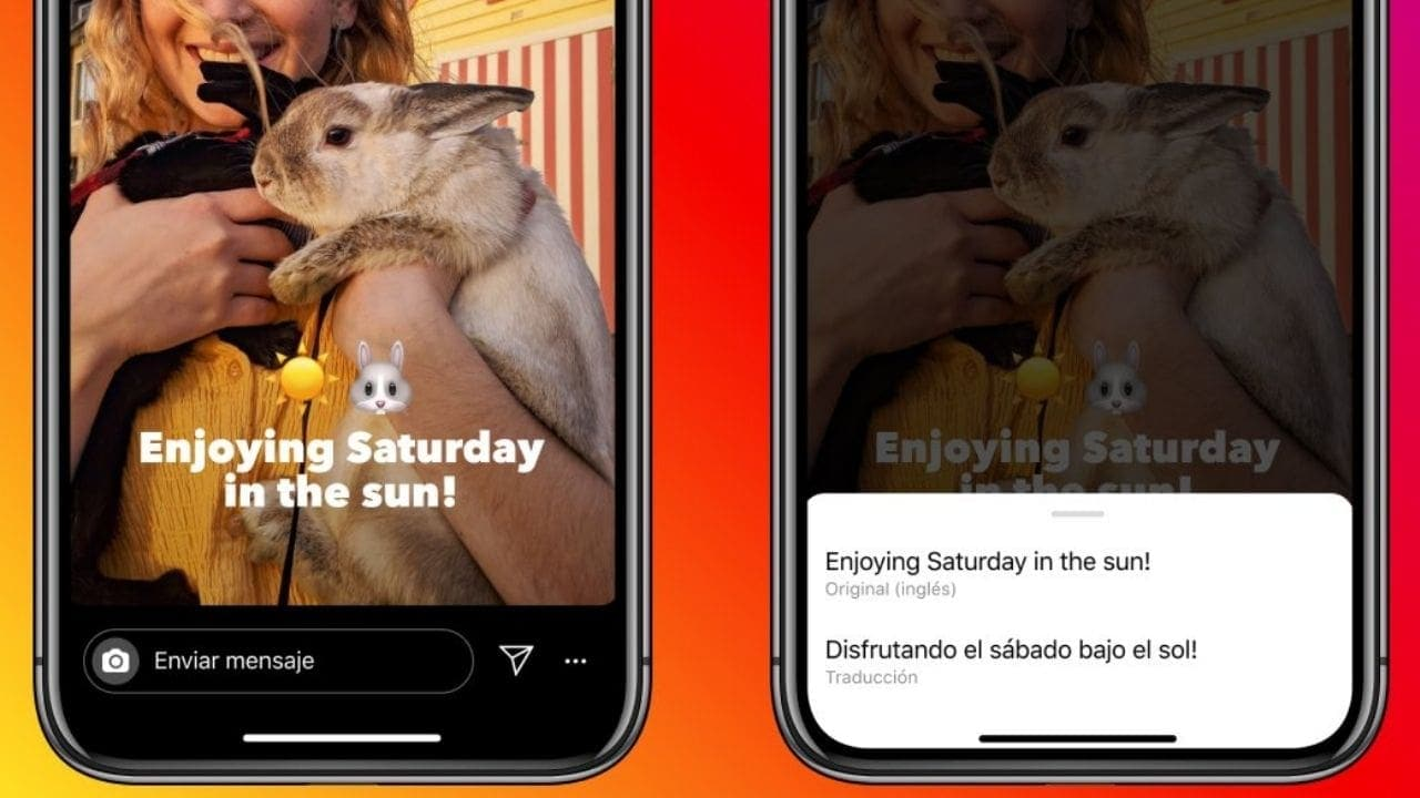 Instagram adds 'Text Translation' feature to stories;  supports Hindi, Arabic and 88 other languages - Technology News, Firstpost