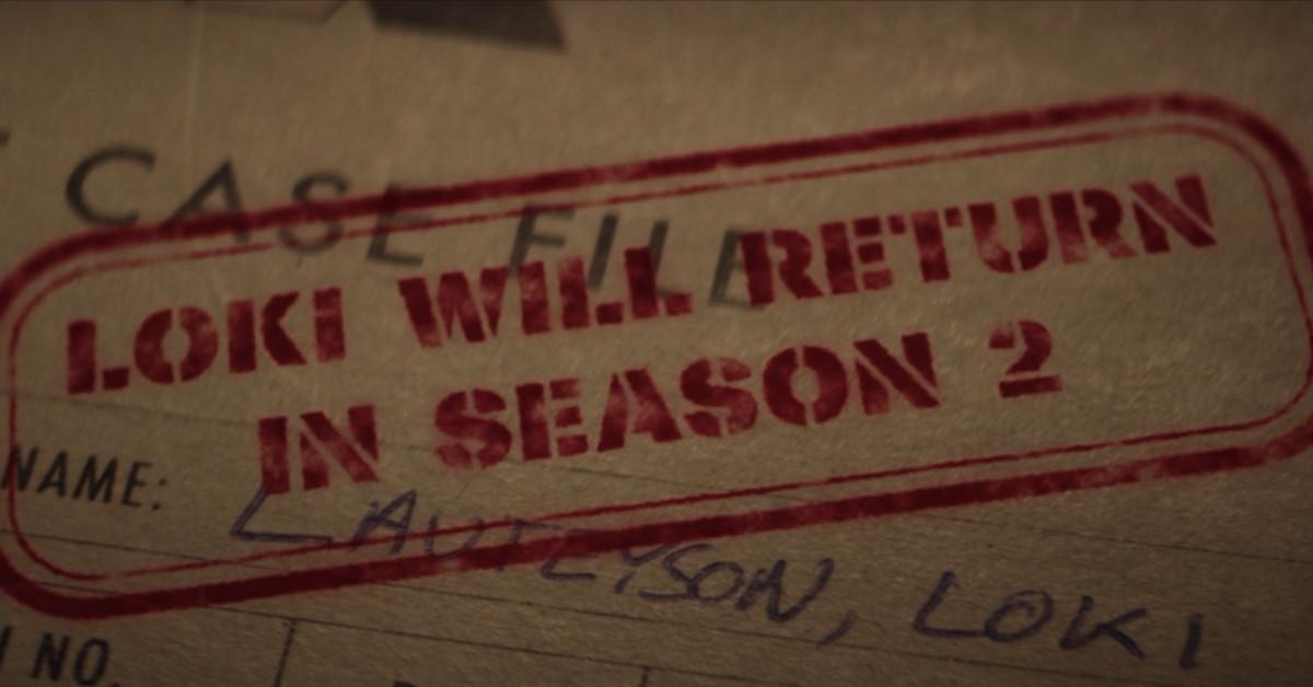 The Loki Easter Egg officially confirms the second season