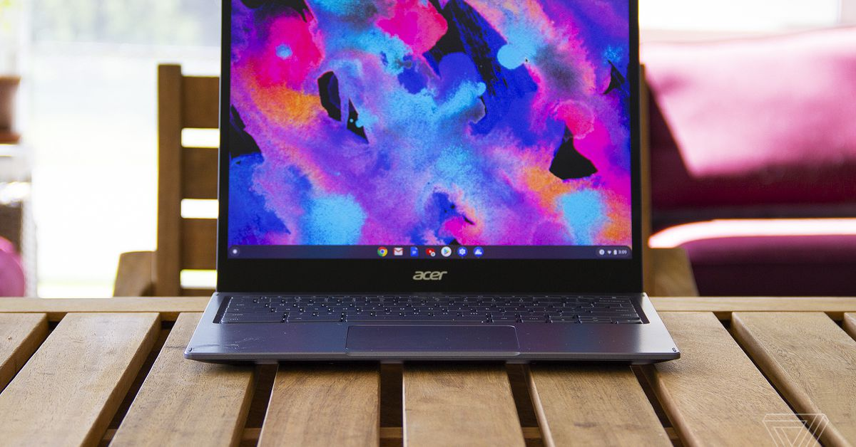 Best Chromebook 2021: top Chromebooks from Acer, Lenovo, HP, and more