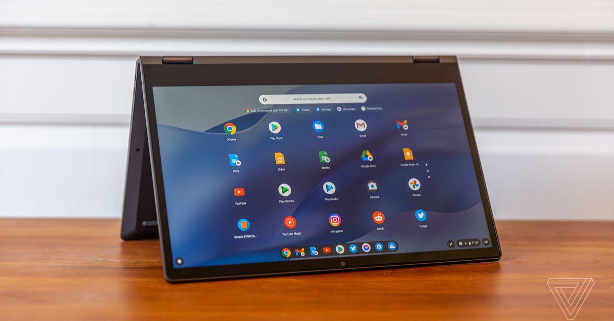 Lenovo Flex 5 Chromebook Review: Medium done right