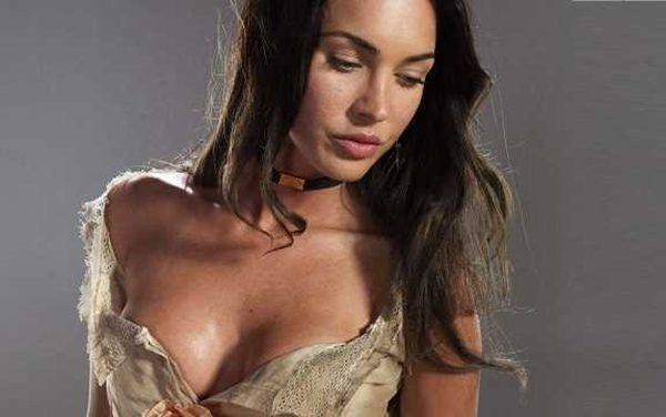 Megan Fox only recently looked at Jonah Hex, and it changed her life