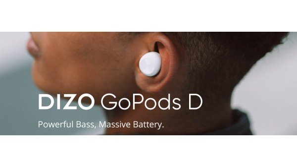 Realme Dizo GoPods D, Dizo Wireless Audio Accessories with ENC, IPX4 Given;  Price, features
