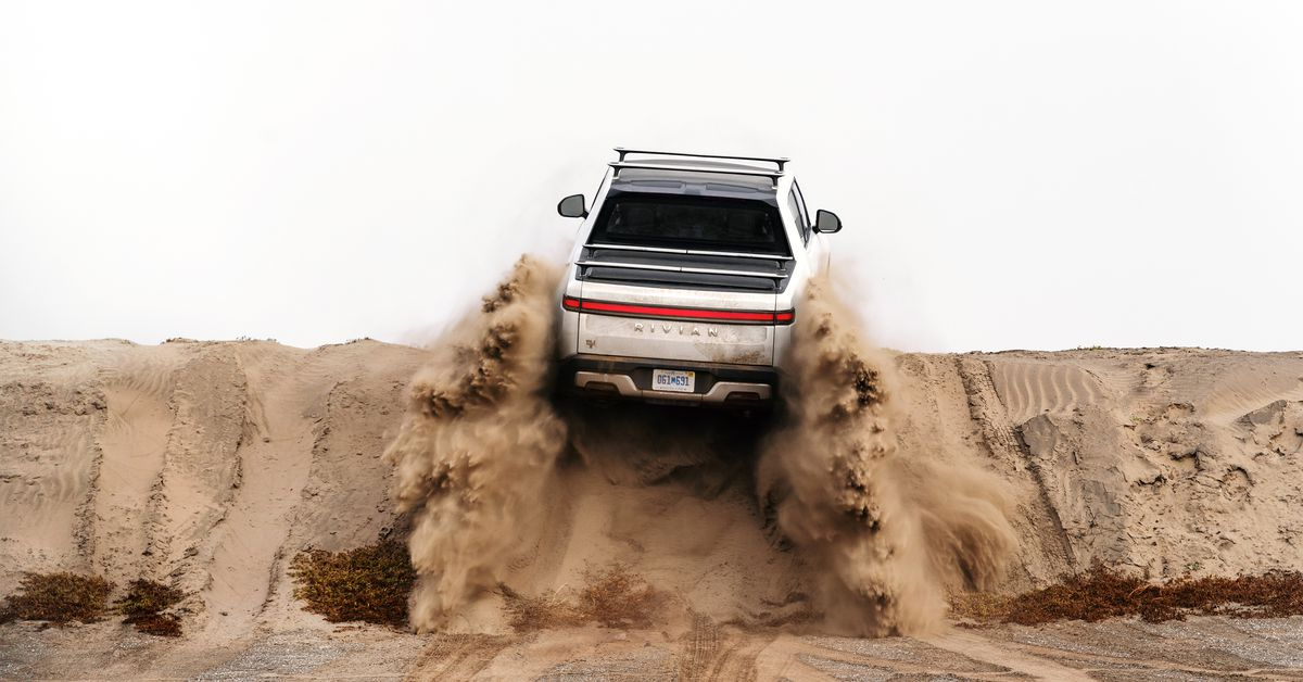 Rivian is raising another $ 2.5 billion when it plans to build another plant
