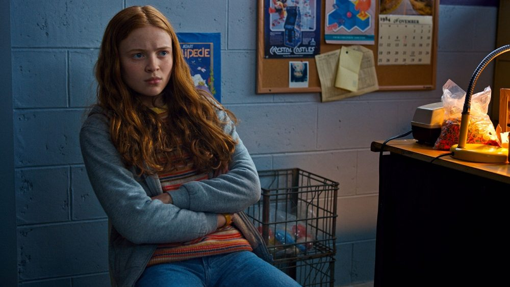 """Sadie Sink says """"the stakes are just so much higher"""" in Stranger Things Season 4"""