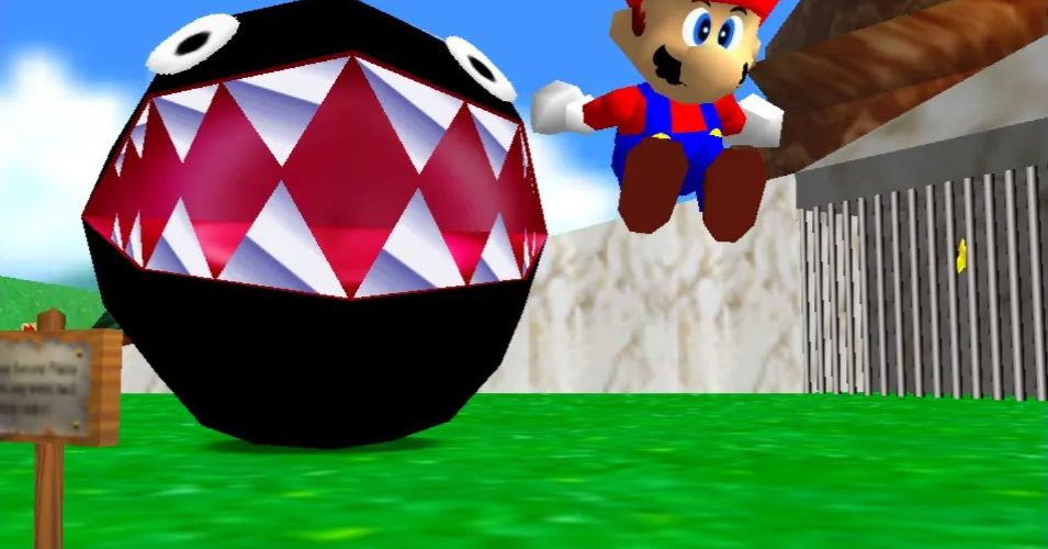 Super Mario 64 is probably not the last million dollar video game