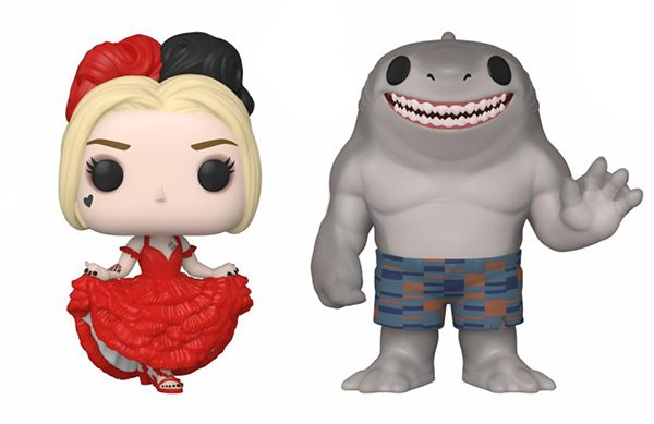 Suicide squad pop!  Vinyl characters revealed by Funk