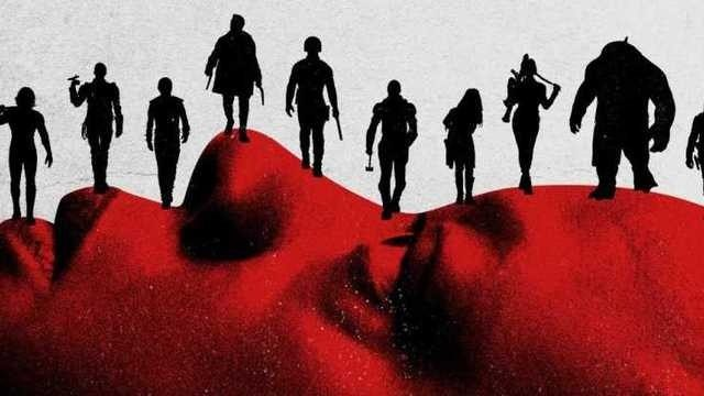 New poster for Suicide Squad, U.S. release date changed by the day