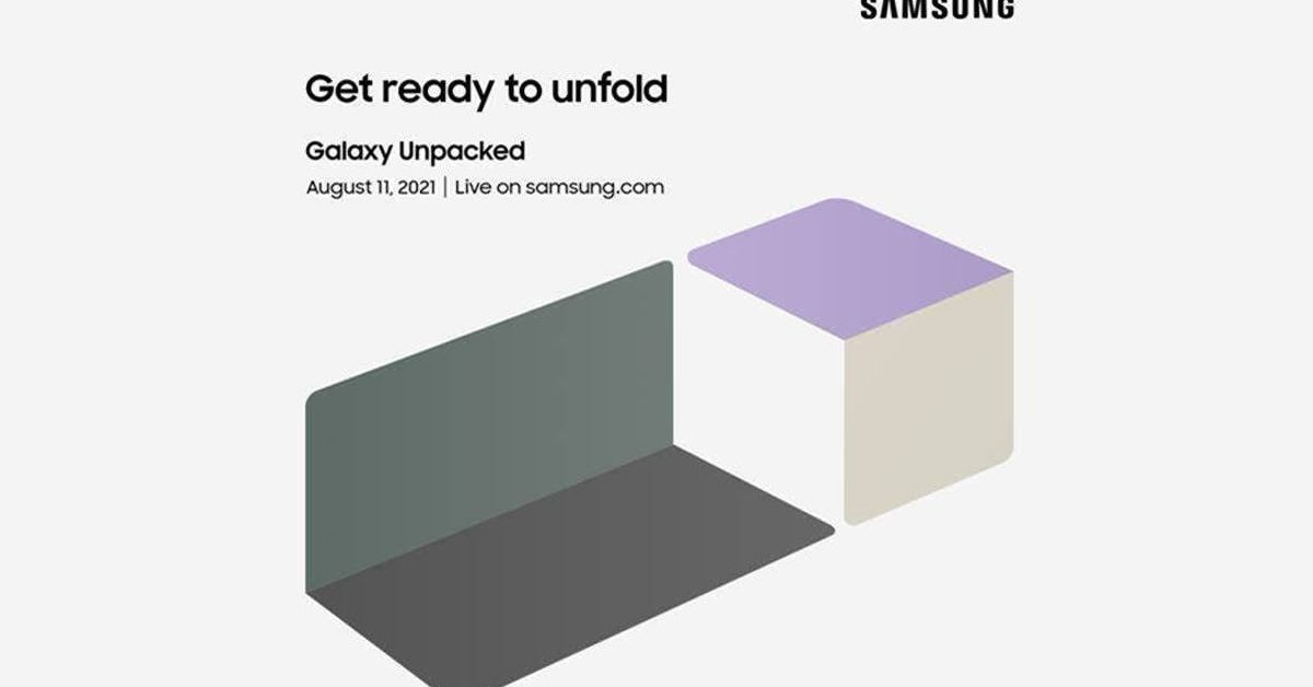 Samsung confirms support for the Z Fold 3 S Pen when the Note line is not available