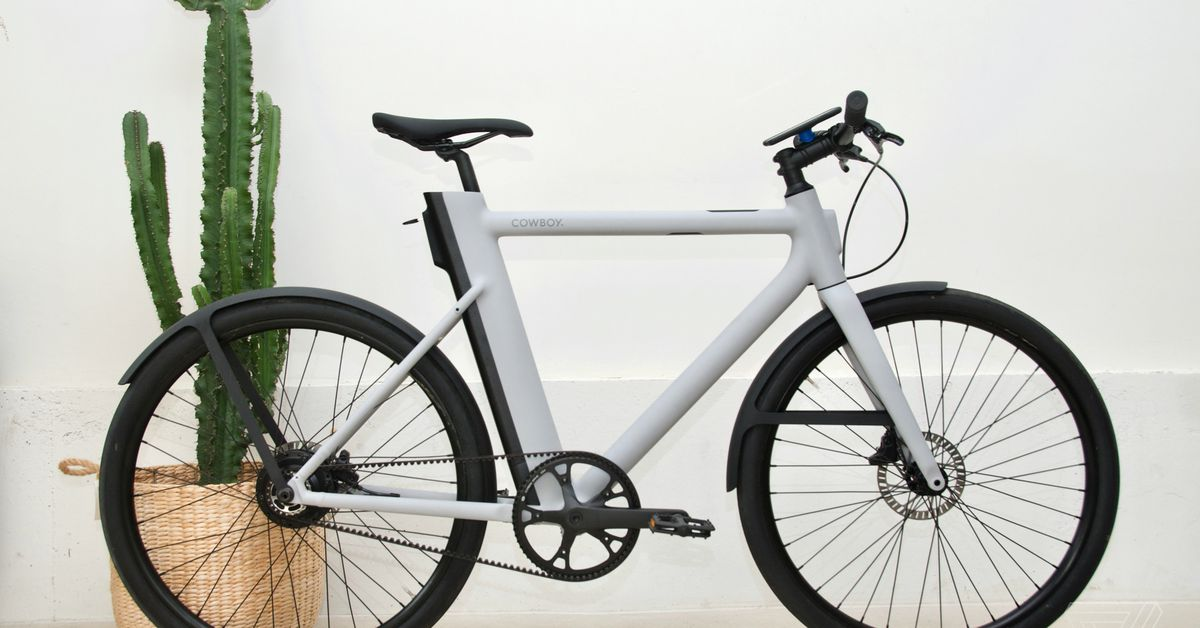 Cowboy's excellent third-generation electric bike will be reduced to € 1,990