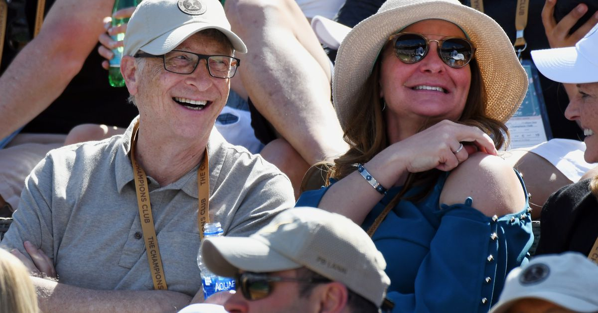 Bill Gates and Melinda French Gates have officially divorced