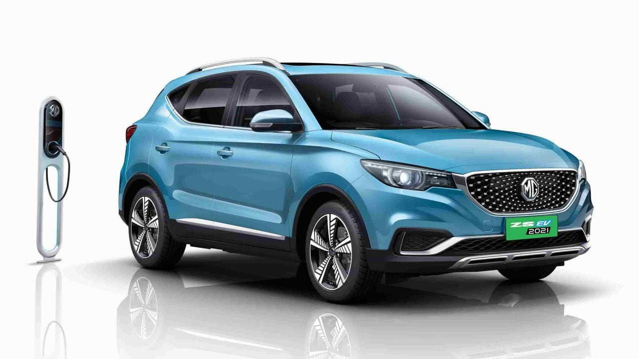 Most electric cars sold in India today - including the MG ZS EV described here - cost well over 15 billion rubles.  Photo: MG