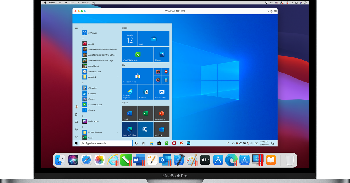With the new Parallels 17, you can officially run Windows 11 on a Mac