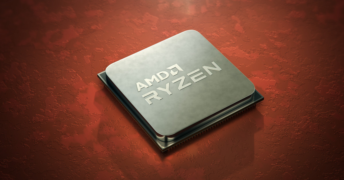 AMD's Ryzen 5000 processors with integrated graphics are now available for purchase