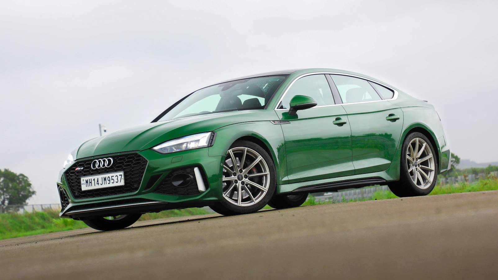 Audi RS5 Sportback launched in India for 1.04 billion rubles, 450 hp V6 turbo petrol engine - Technology News, Firstpost