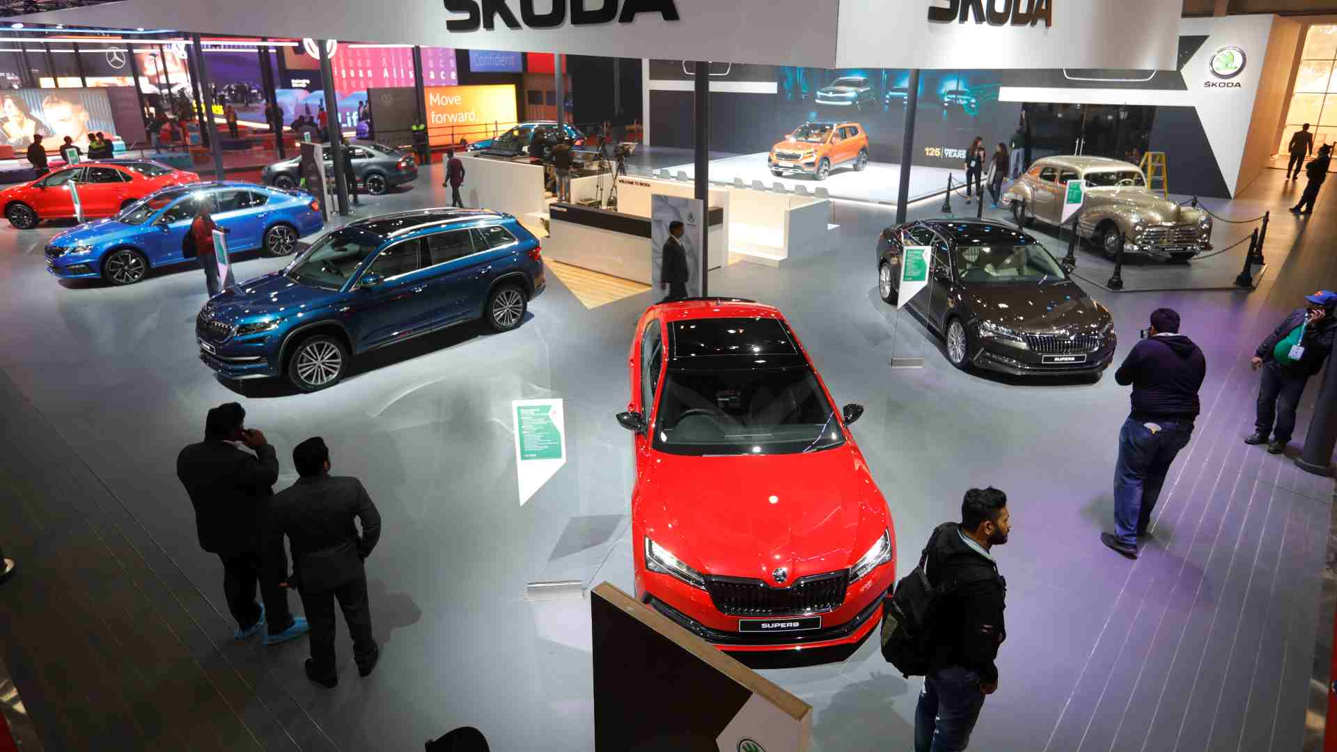 Auto Expo 2022 postponed, new car show times will be decided later this year- Technology News, Firstpost