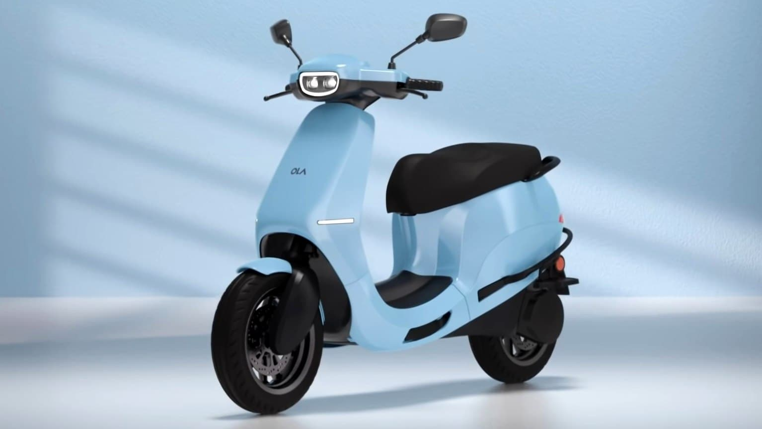 In S1 Pro mode, the Ola Electric scooter is expected to receive a battery of almost 3.6 kWh.  Photo: Ola Electric