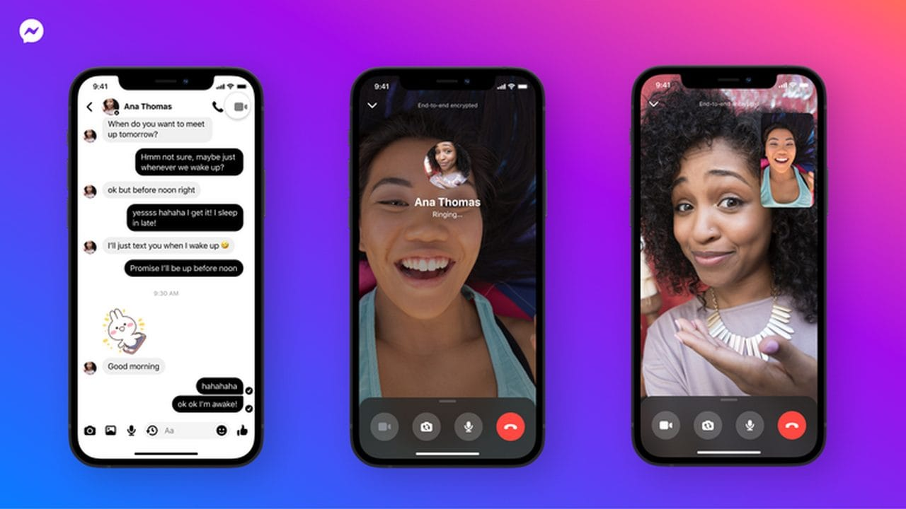 Facebook Introduces End-to-End Encryption for Voice and Video Calls, Missing Messages Feature and More-Technology News, Firstpost
