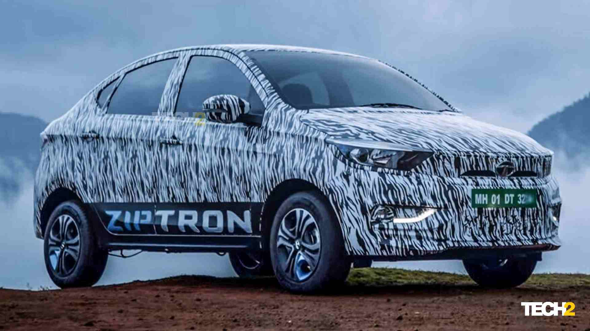 Launch of the revamped compact electronic sedan, Price announcement starts at 11.00 IST-Technology News, Firstpost