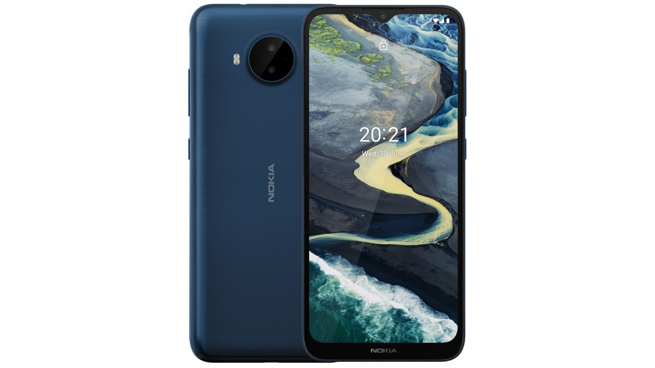 Nokia C20 Plus with 8 megapixel dual camera configuration launched in India at a starting price of 8999 rubles- Technology News, Firstpost