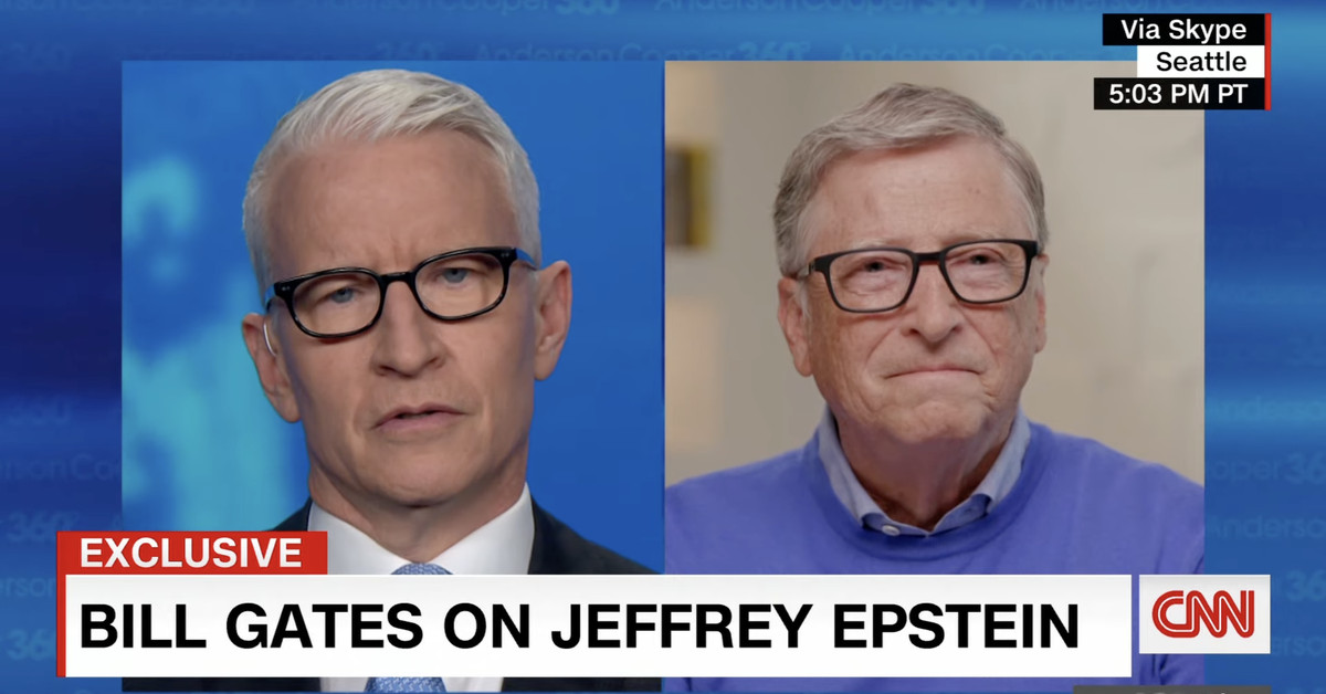 """Bill Gates admits that meetings with Jeffrey Epstein were a """"huge mistake"""""""