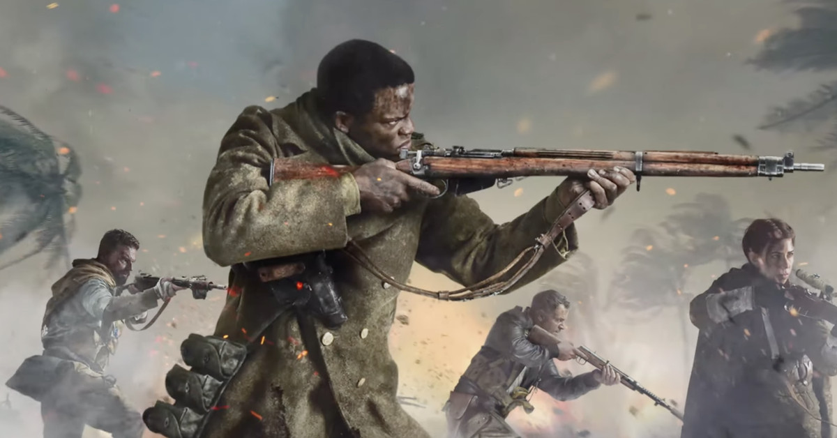 Call of Duty: Vanguard announced, and more will be unveiled at the Warsaw on August 19th