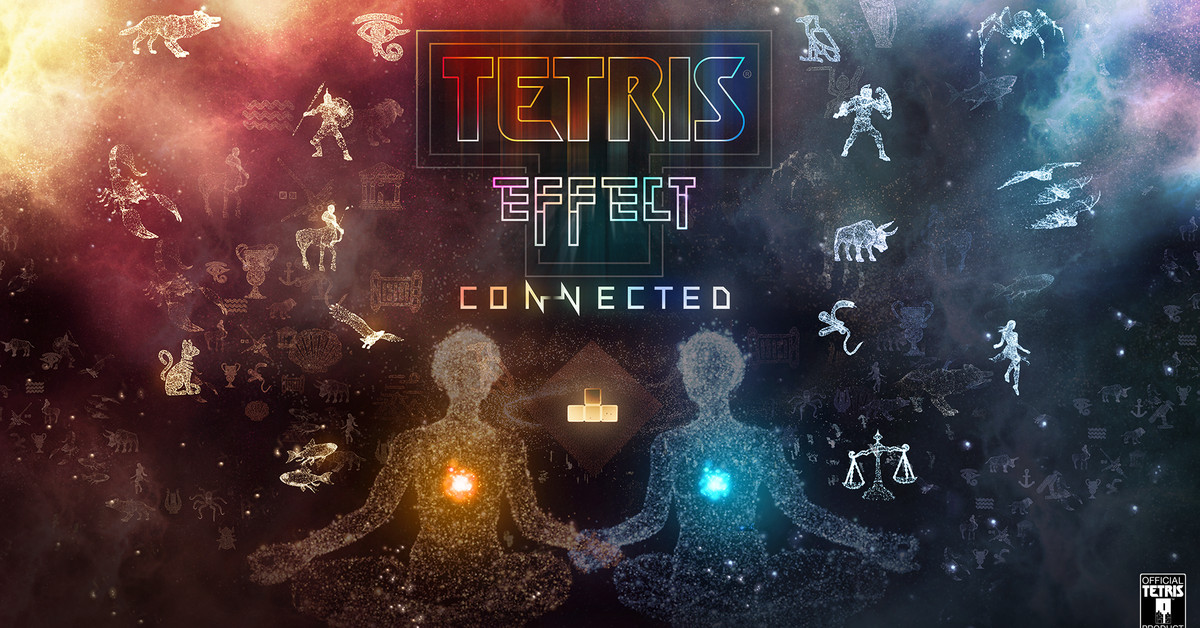 Tetris Effect: Connected will finally come to Switch in October