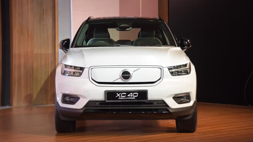 Volvo XC40 Recharge India launch postponed to early 2022 due to global semiconductor shortage - Technology News, Firstpost