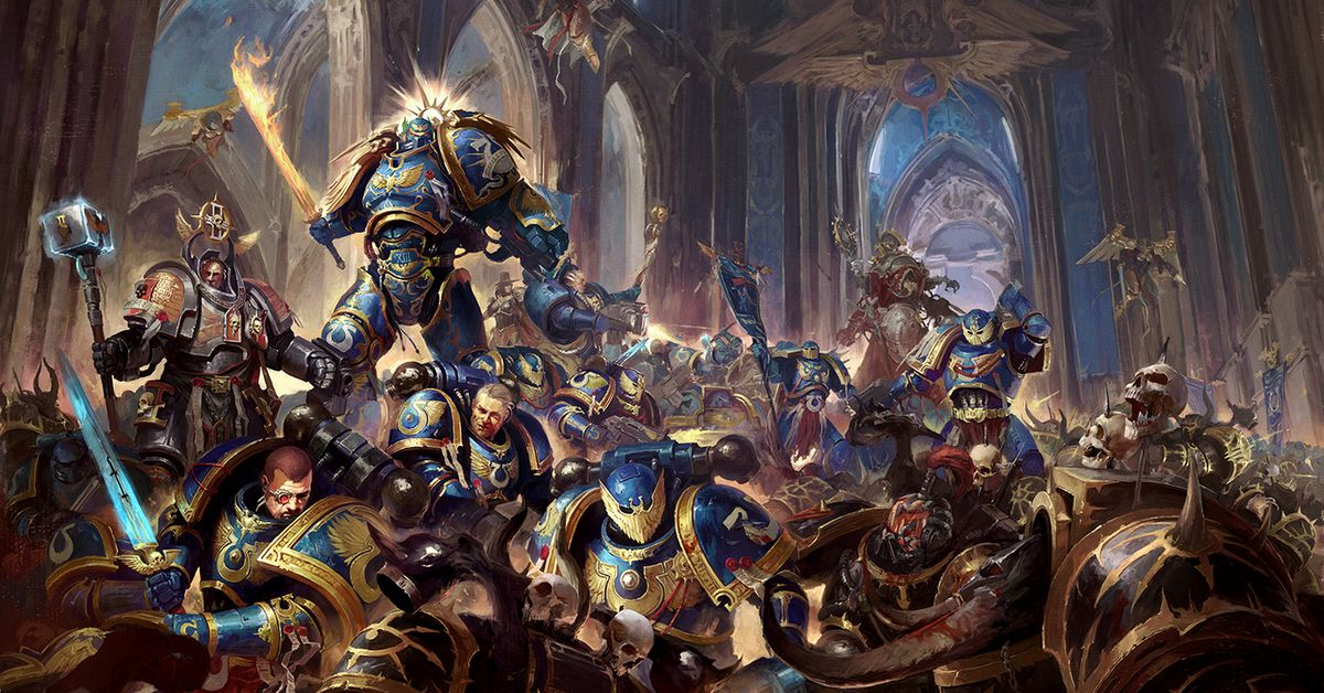 Warhammer's new subscription streaming service comes for iOS, Android and smart TVs