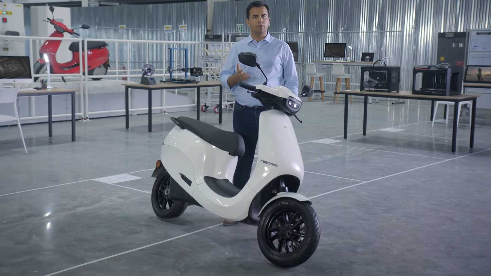 Why the Ola S1 scooter costs less than most Maharashtra petrol bikes this year- Technology News, Firstpost