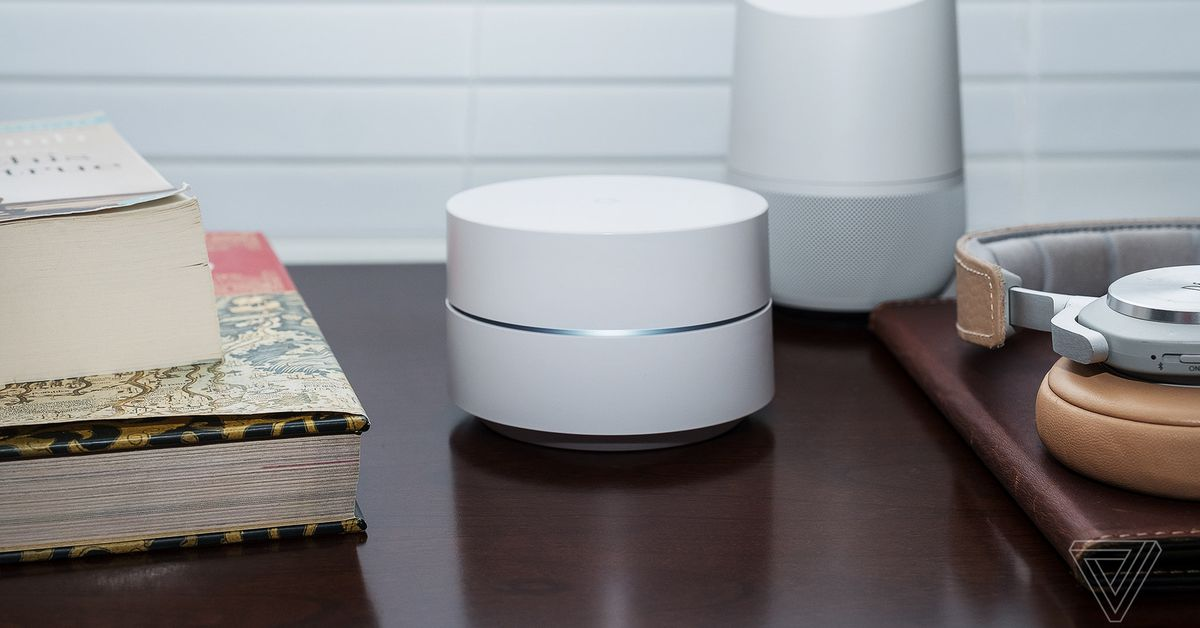 The three-pack Google Wifi network routers are only $ 150 on Amazon