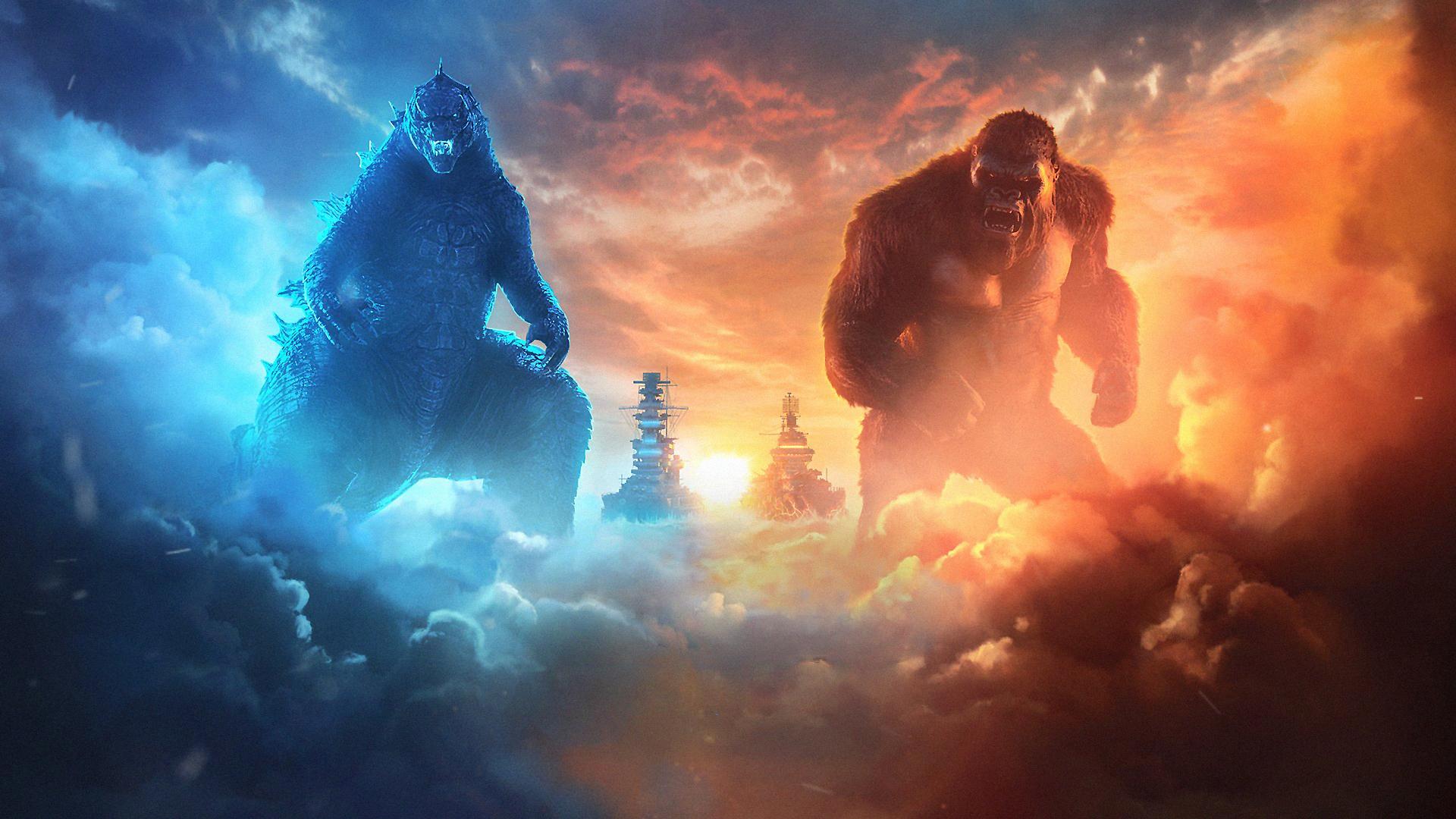 Godzilla Vs. Kong Returns To HBO Max